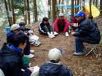 020321〜23 平成14年度少年幹部訓練(模擬班長会議2).JPG